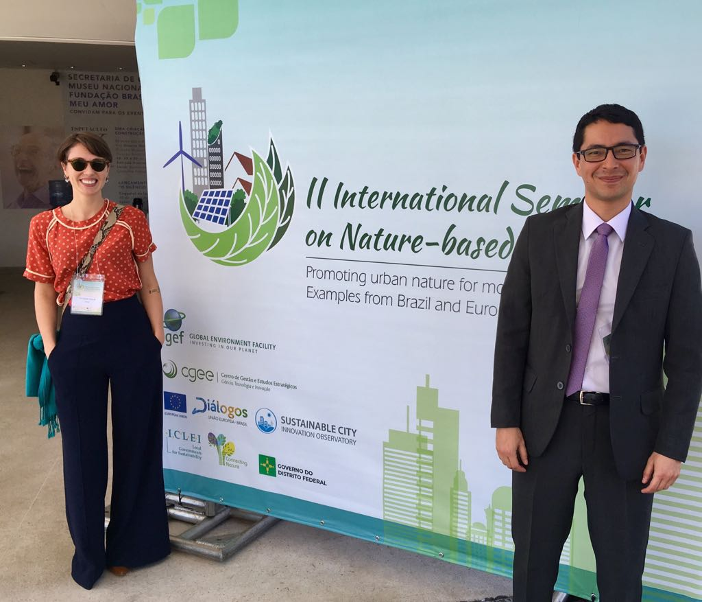 2º Seminário Internacional sobre Soluções Baseadas na Natureza